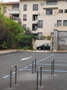 Parking arceaux